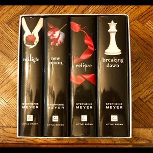 Twilight saga - hardcover boxed set